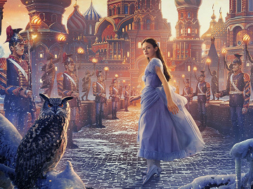 【ディズニー最新作】『くるみ割り人形と秘密の王国』のあらすじ&キャラクターまとめ!予告トレーラーも!