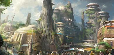 【最新】スターウォーズエリア完全ガイド!アメリカディズニーに新アトラクションがオープン!