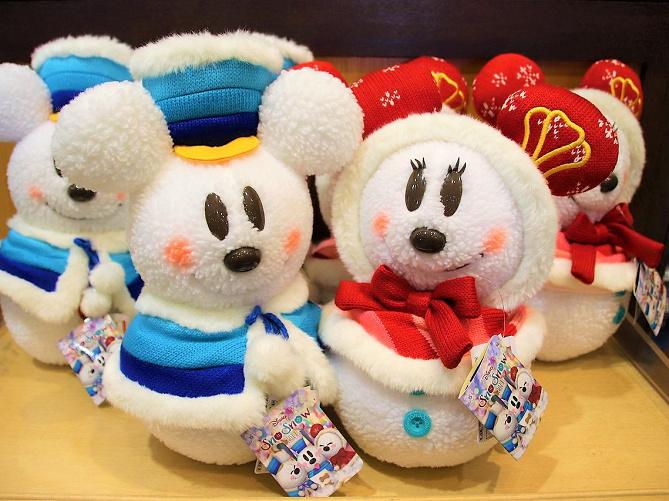 【2018】ディズニーのスノースノーグッズ44選!プルートが新登場したディズニークリスマスのお土産