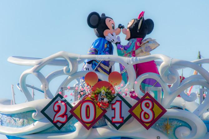 【2019】ディズニーお正月グッズ&イベントまとめ!ニューイヤーズグリーティング&限定メニュー!