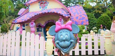 ミニーちゃん好き必見!可愛すぎるミニーの家のまとめ