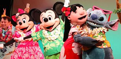 【2020年3月終了】リロのルアウ&ファンとは?ディズニーランドの人気ショーレストランまとめ!