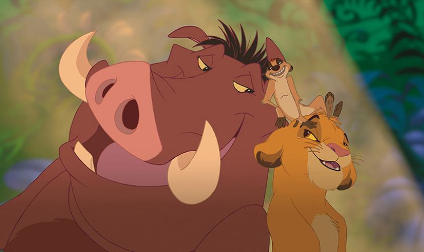 ライオン キング 評価