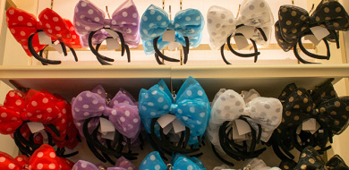 ディズニーの被り物5種類!カチューシャ・ファンキャップ・ハットをカップルや友達と使いこなせ