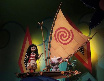 ハワイのような島が舞台「モアナと伝説の海」ネタバレと評判まとめ マウイやタラ