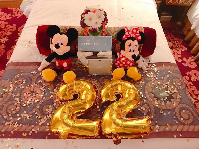 ディズニーで子供の誕生日をお祝いしよう!レストラン情報やサプライズも