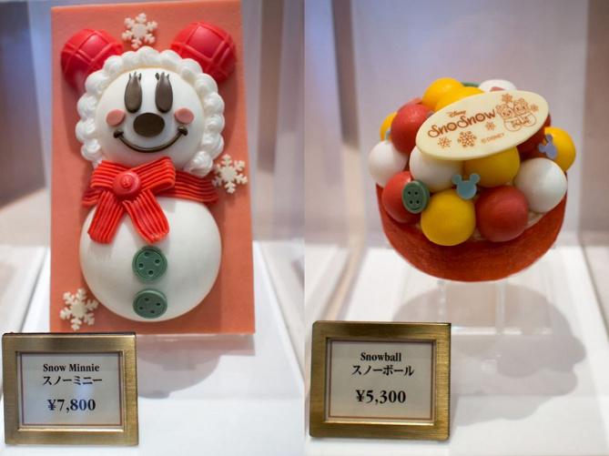 【2018】ディズニークリスマスケーキ特集!パーク内&ディズニーホテルのケーキ!手作りケーキも