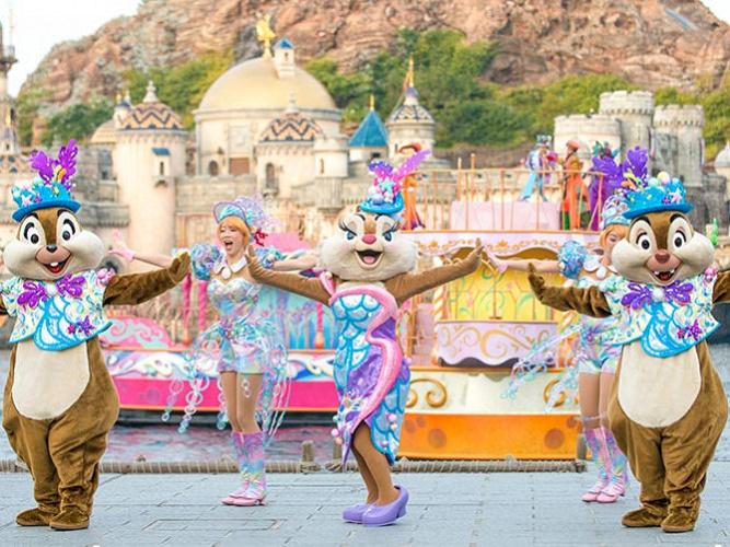 【ディズニー】チップとデールの憧れの歌姫クラリス!ショーパレード・グリーティング・グッズまとめ!