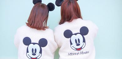 【かわいい!】ディズニーのカチューシャに合う髪型これだ!