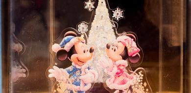 【11/1発売】ディズニークリスマスグッズ2017!クラシカルなミッキーグッズが登場!
