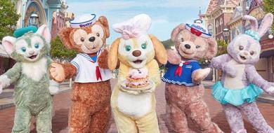 【最新】ダッフィーの仲間一覧!新キャラのクッキー&オル!プロフィール&人気グッズまとめ!