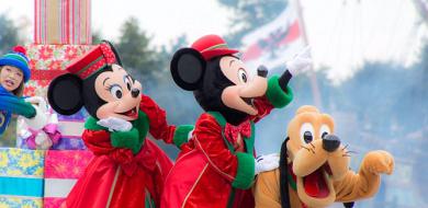 【最新】ディズニークリスマス2017情報!ディズニーシー「クリスマス・ウィッシュ」