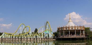 【東武動物公園】ジェットコースター「カワセミ」徹底解説!絶叫マニアも認める、怖さ・高さ・速さは?