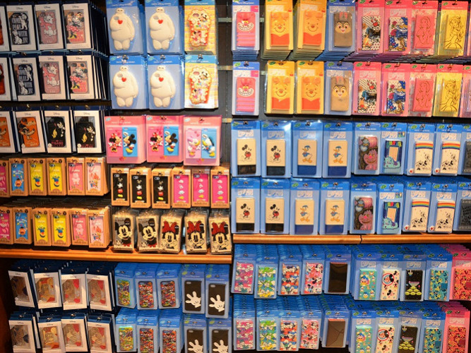 【2021】ディズニーで買えるスマホケース22種類!手帳型、iPhone8/7/6s/6、iPhoneX/XSも!