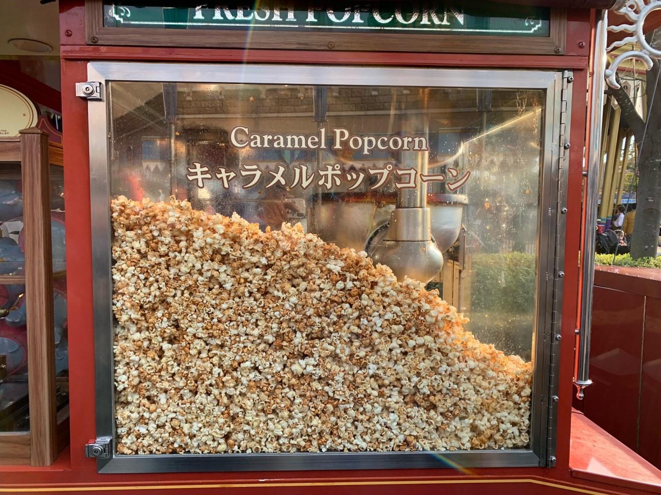 【2019】ディズニーランド&シーのポップコーンランキング!人気の味はどれ?販売場所まとめ!