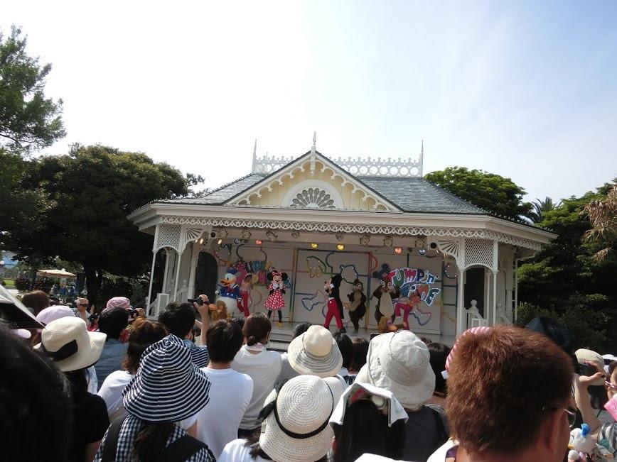 【7/8公演終了】スーパードゥーパー・ジャンピンタイムの場所・穴場・おすすめの座席情報