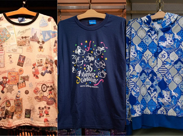 ユニクロディズニーコラボ服!Tシャツやパーカーなど種類豊富!おそろいコーデ向き