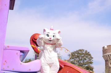 ディズニー映画おしゃれキャット「マリーちゃん」グッズ・会える場所・兄弟の情報!