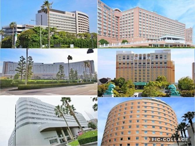 【必見】ディズニー周辺ホテルのおすすめの安いホテル8選!近くにも格安ホテルがある!