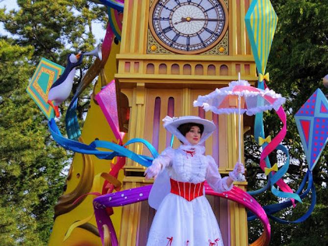【3/25公開】日本初上陸!ミュージカル版『メリー・ポピンズ』最新情報!2018年に東京・大阪で公演
