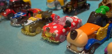 【ディズニートミカ】ディズニーモータース59選!カーズのトミカや収納ケースを紹介!