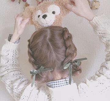 【簡単】ディズニーの髪型&ヘアアレンジ25選!カチューシャが似合うミディアム・ロング・ボブの髪型♪