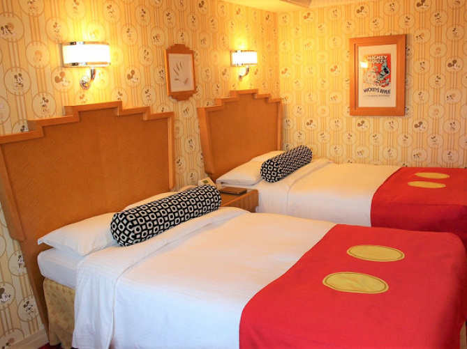 【解説】4大ディズニーホテルに泊まるならどこがおすすめ?宿泊料金と特典を解説!