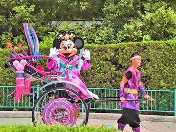 【混雑予想】2018年7月はディズニー七夕&夏イベント開催!新プロジェクションマッピングもスタート!