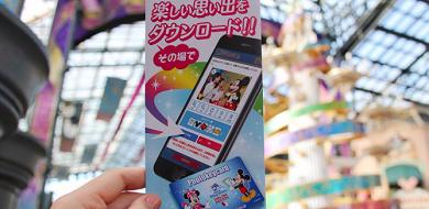 【最新】ディズニーオンラインフォト「スマホでダウンロード」とは?フォトキーカードまとめ!