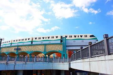 【解説】ディズニーランド・シーの最寄り駅はどこ?行き方は?羽田・成田空港からの場合は?