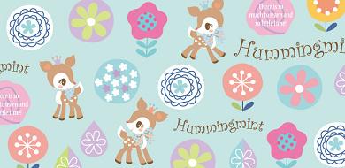 【サンリオ】ハミングミントを紹介!北欧生まれの小鹿「ハミングミント」のプロフィール&グッズ