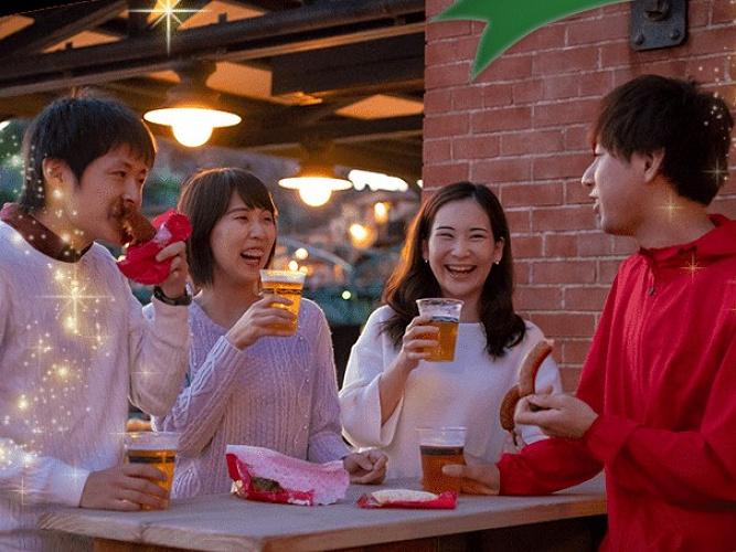 【TDS初開催】テイスト・オブ・クリスマスとは?メニュー8選!ディズニークリスマス限定イベント!