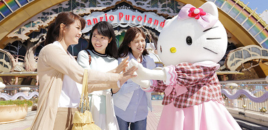 【2019】ハローキティ45周年イベント&グッズ!サンリオピューロランドでスペシャルプログラム開催!