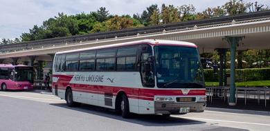 ディズニーの高速バス利用ガイド!空港からの乗り場、到着場所、コインロッカー、トイレの場所