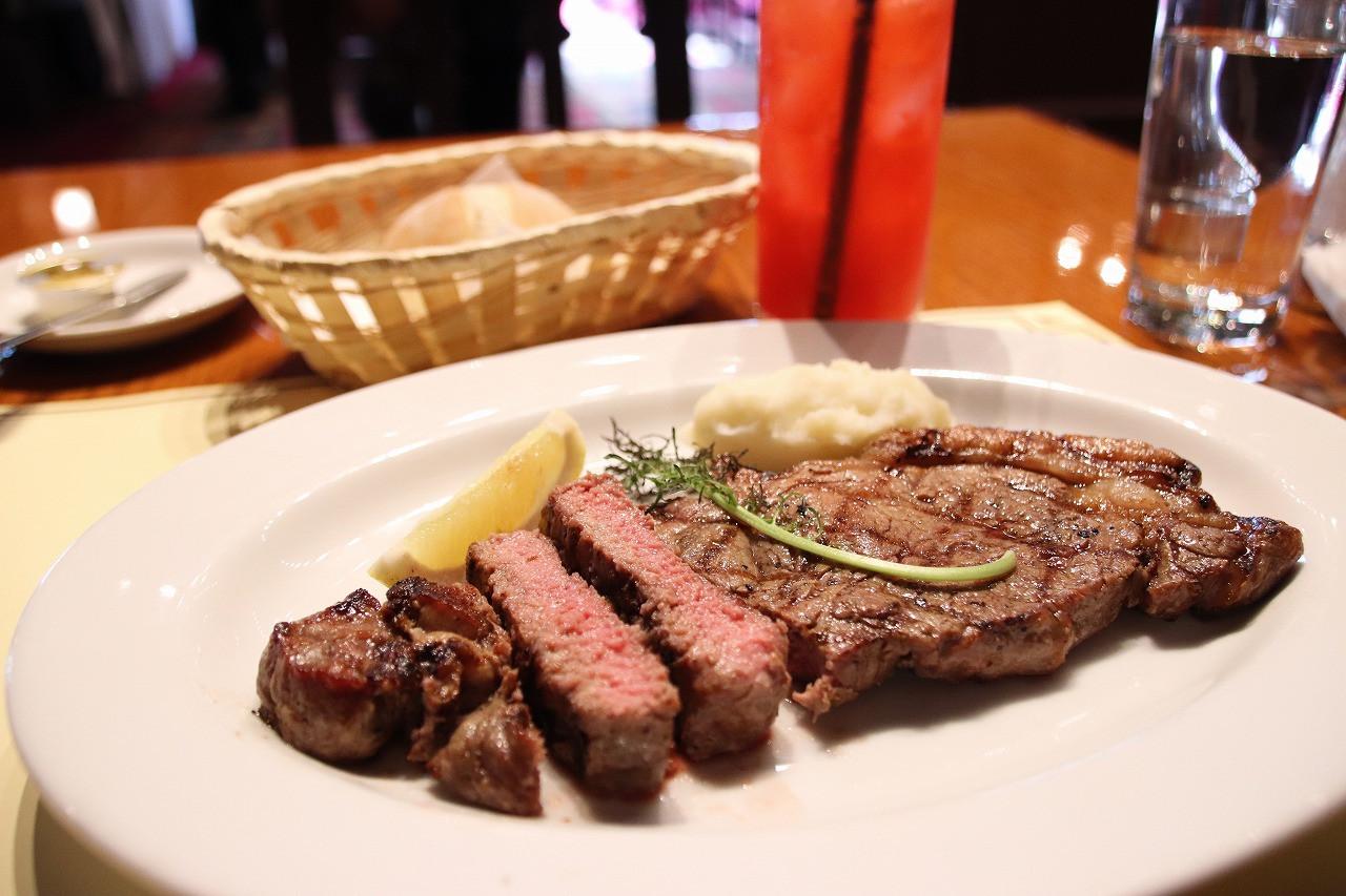 【実食レポ】USJの本格ステーキハウス・パークサイドグリル!熟成肉の味、メニュー、値段、予約方法
