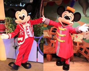 【速報】ミッキーの顔がニューフェイスに変わった!ショーやグリーティング、旧フェイスに会えるのはどこ?