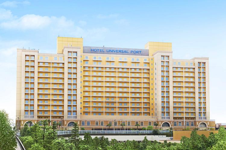 【GoToトラベル対象】ホテル ユニバーサル ポート!パークの人気者ミニオンがいっぱいのオフィシャルホテル