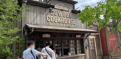 【TDL】新レストラン「カウボーイ・クックハウス」メニューまとめ!ターキーレッグの新しい販売場所!