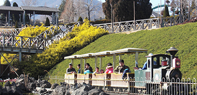 【2019】城島高原パークのアトラクション12選!日本初の木製コースターや子供向けアトラクションまとめ!