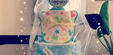 【必見】ディズニーのおむつケーキ5選!出産祝いやベビーギフトにおすすめ!手作り&市販まとめ!