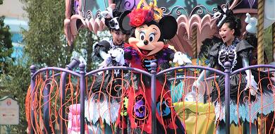 【混雑予想】2019年10月のディズニーはハロウィン本番!パレード、仮装、秋グッズを楽しもう!