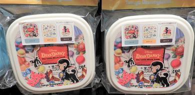 ディズニーのランチケース!ダッフィー、プリンセス、ピクサーなど過去のイベント限定商品も振り返り!