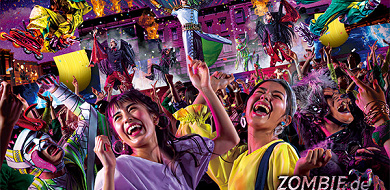 【USJ】2019年9月の混雑予想!大人気ハロウィーンの空いている日は?3連休の超混雑日に注意!
