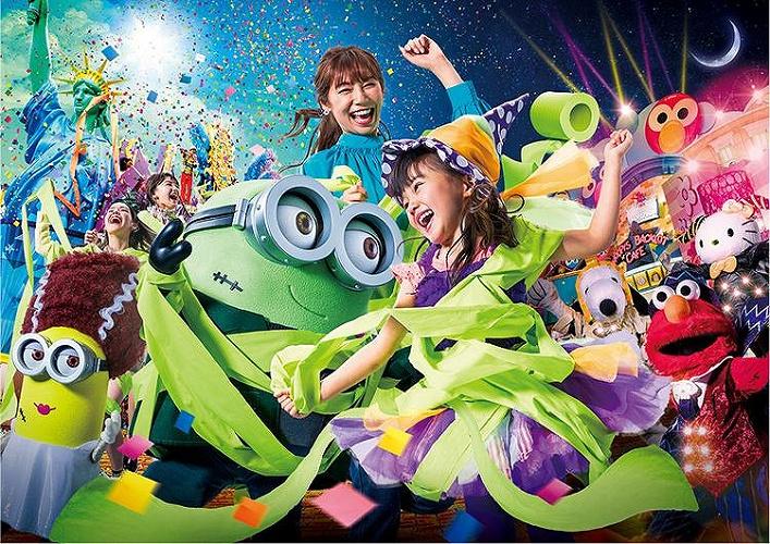 【2019】ユニバの「こわかわハロウィーン」を解説!子連れで楽しめるパレードやグリーティングが満載