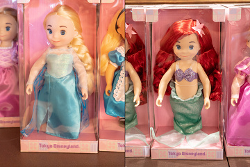 ディズニープリンセスのおもちゃ20選!ディズニーリゾート&ディズニーストアで買えるグッズまとめ!