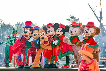 【混雑予想】2019年11月のディズニーはクリスマスがスタート!冬のパークの楽しみ方&週末の混雑に注意!