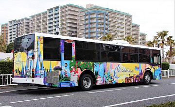 【必見】セレブレーションホテルに送迎バスはある?料金・利用注意点・混雑対策まとめ!空港からのバスも!