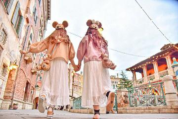 【2019秋】10月のディズニーの服装!気温別おすすめポイント&コーデ例まとめ!