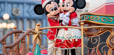 【2019】ディズニークリスマスのチケット情報!前売り券&年パス除外日!11月と12月の混雑予想も!