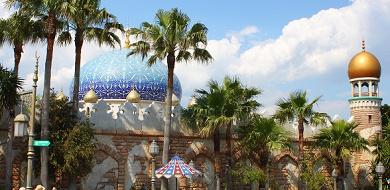 【ディズニーシーのアラジンエリア】アラビアンコーストまとめ!アトラクション・レストラン・ショップなど